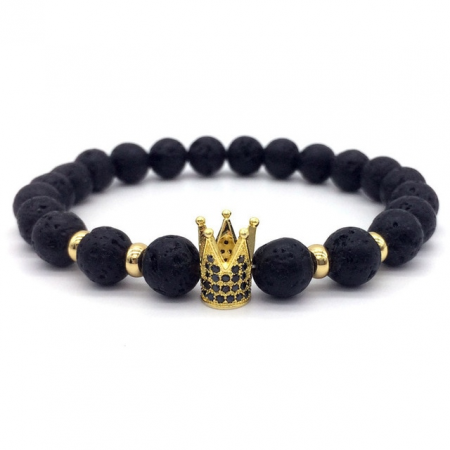 """Unisex käevõru """"Crown"""""""
